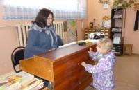 Экскурсия для дошколят «Библиотека открывает двери».
