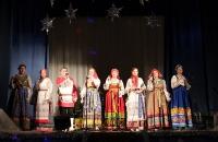 Новогодний концерт в Песоченском КДК