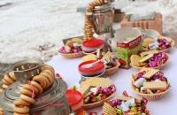 Празднование весёлой Масленицы в Песочном 2019