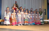 Концертная программа детского ансамбля «Купалинка»